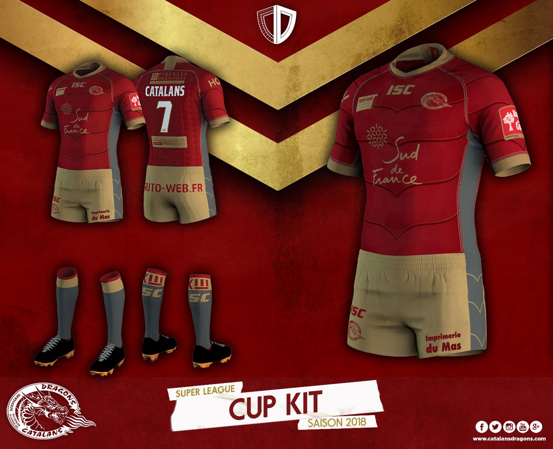 d288f92fd Dragons Catalans › News › 2017 › Nov. › Dragons Unveil 2018 Kits