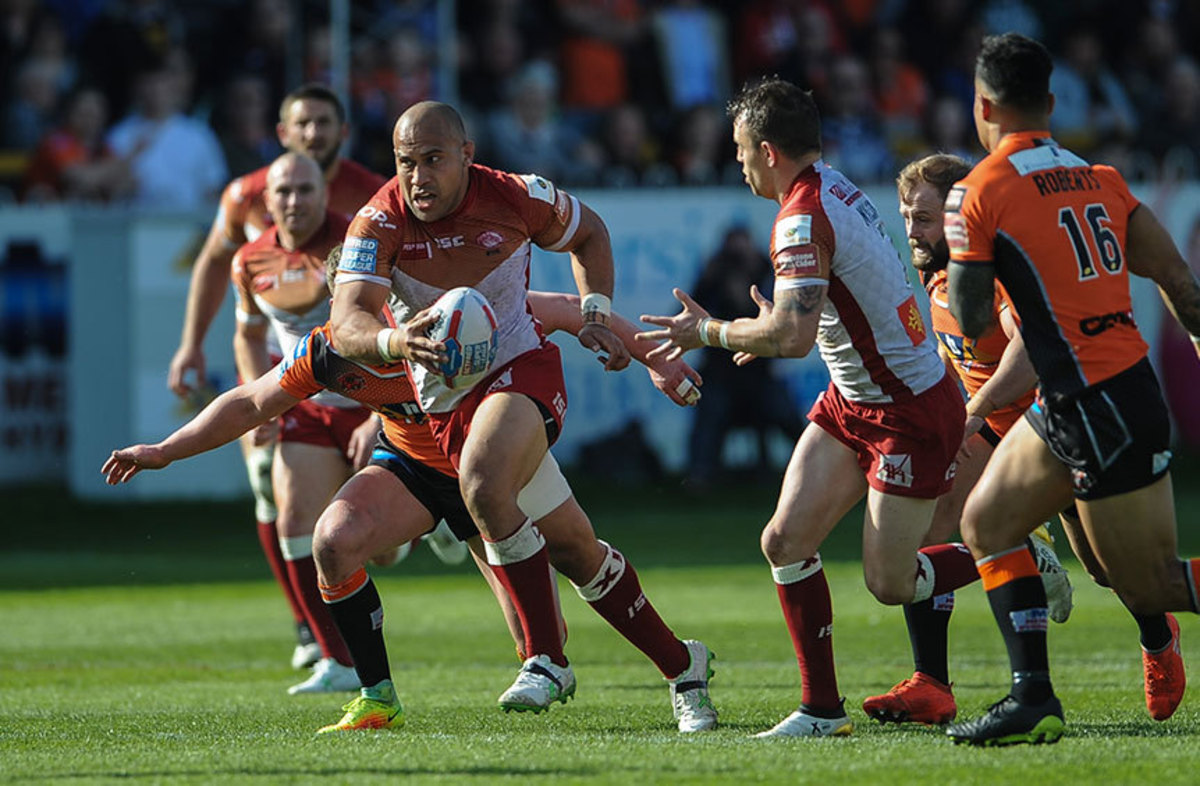 Résumé Castleford vs Dragons Catalans (R6)