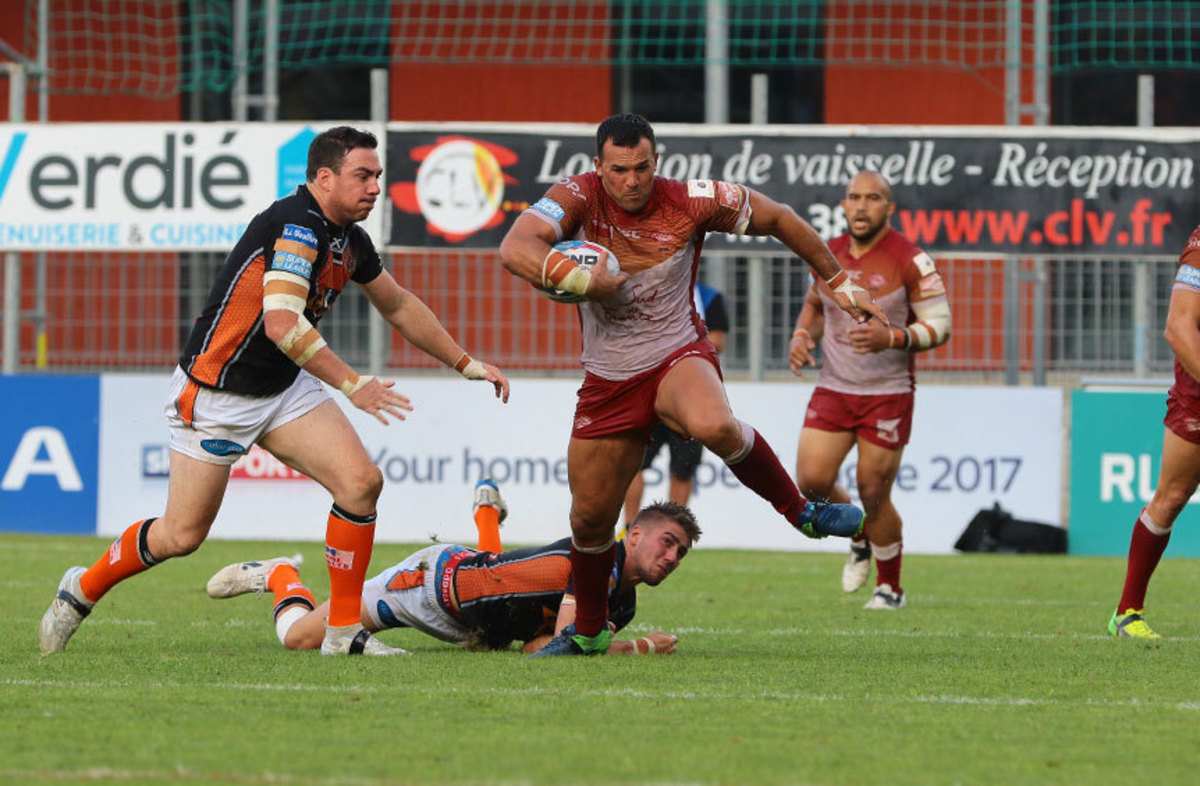 Résumé Dragons Catalans vs Castleford (R23)