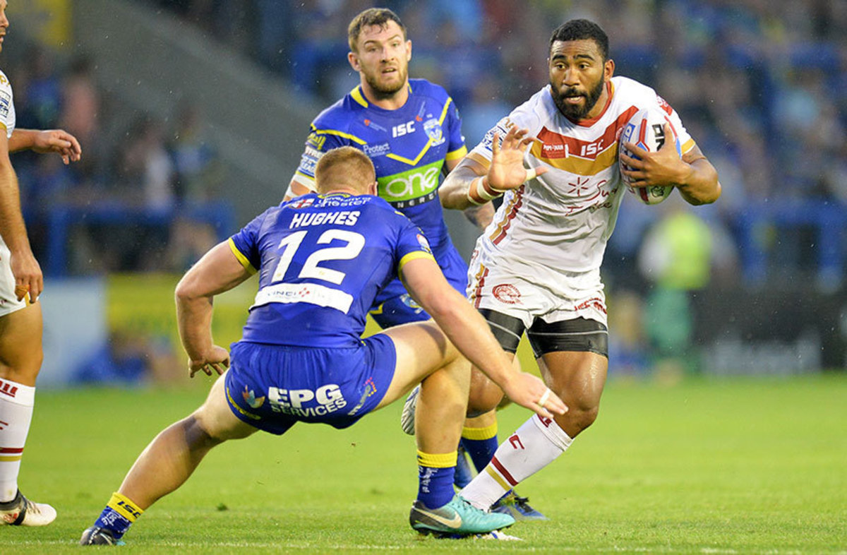 Résumé Warrington vs Dragons Catalans (R21)