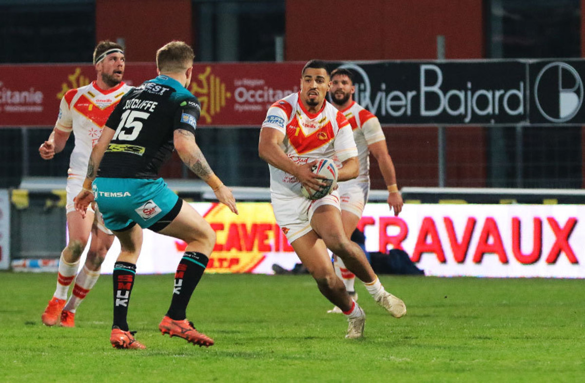 The Tries - Dragons Catalans vs Leeds (R7)