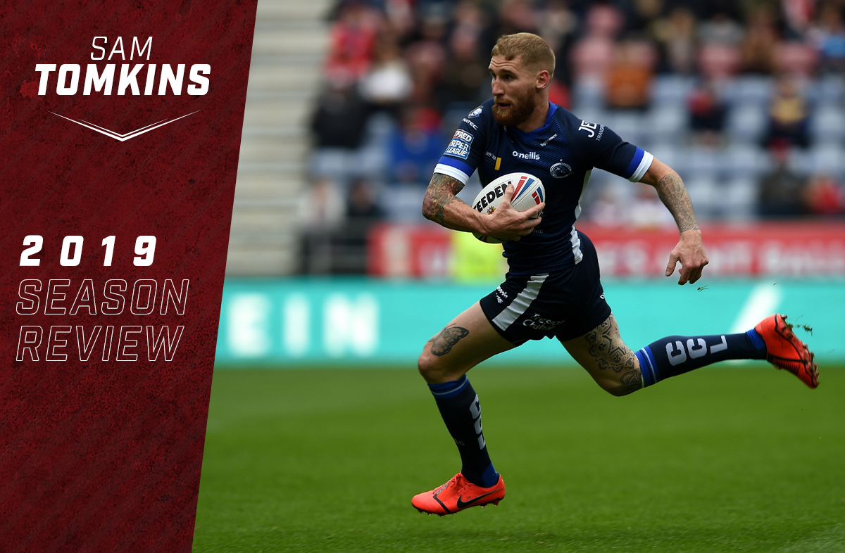 Season review : Sam Tomkins
