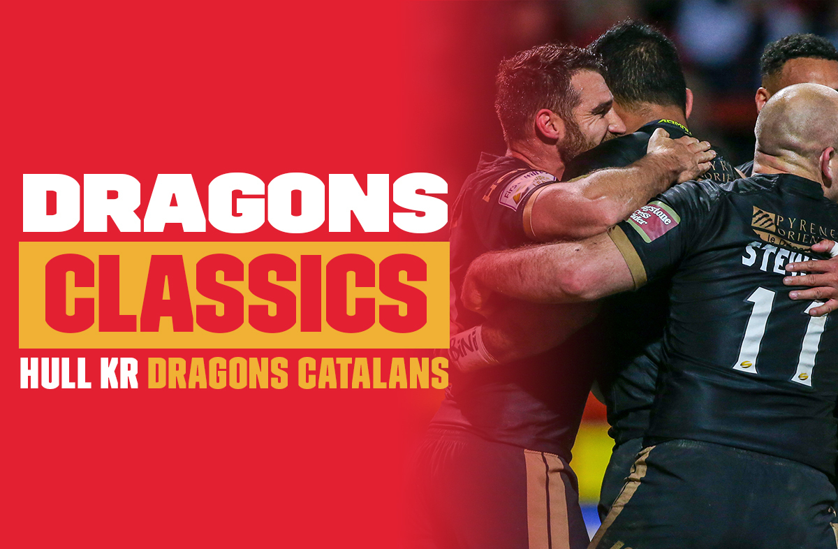 Dragons Classics | Hull KR Dragons 2016