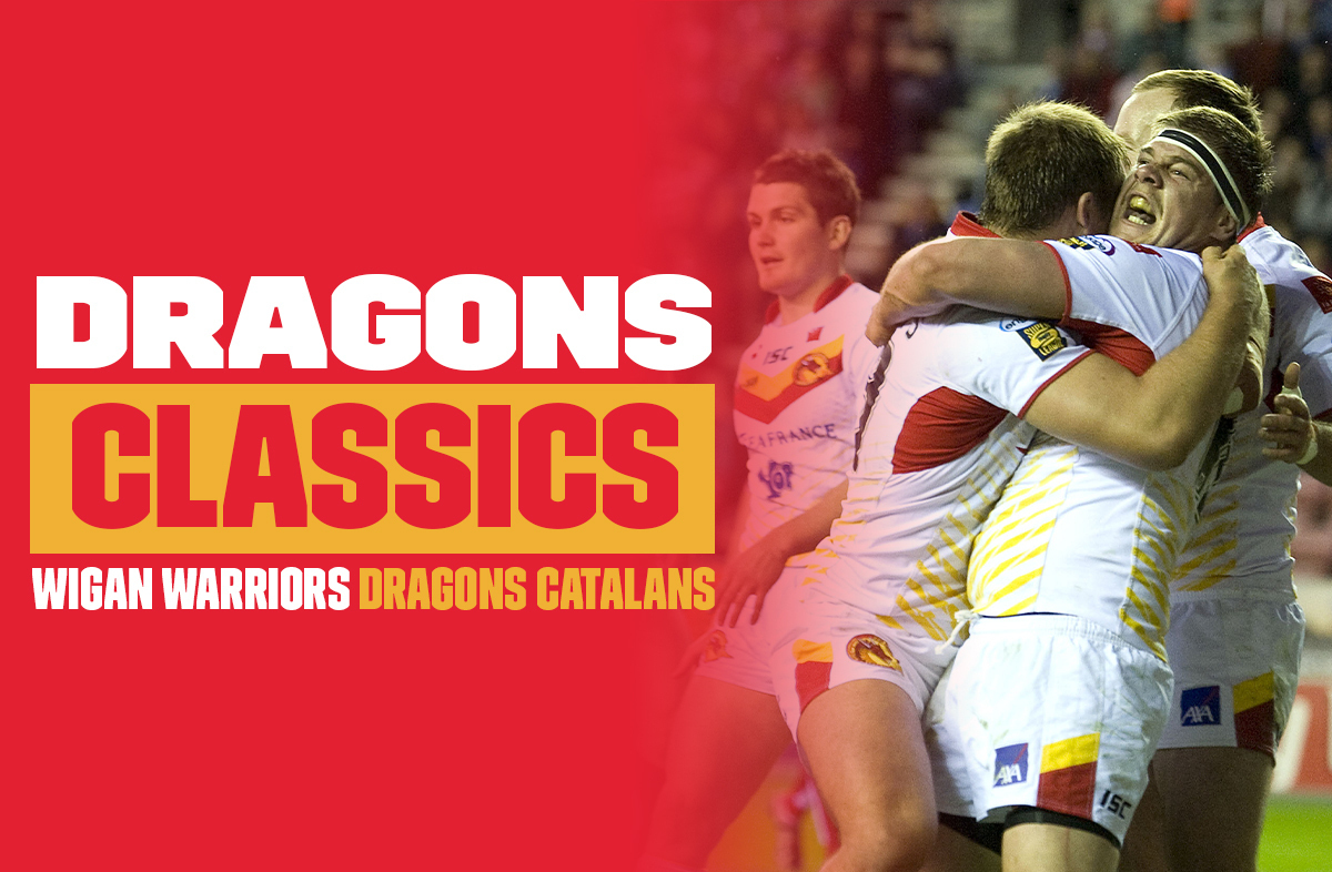 Dragons Classics | Wigan Dragons 2011