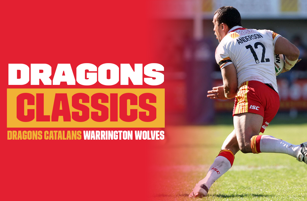 Dragons Classics | Dragons Warrington 2012