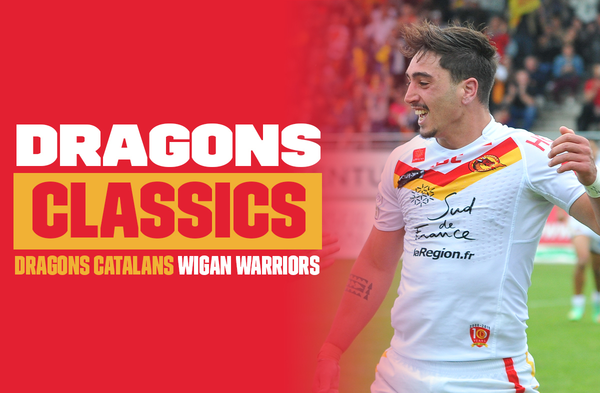 Dragons Classics | Dragons Wigan 2015
