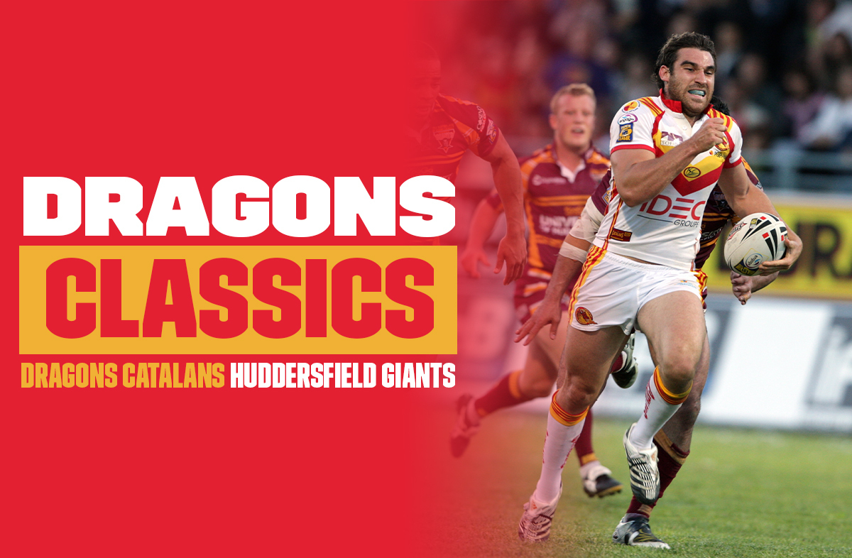 Dragons Classics | Dragons Huddersfield 2008