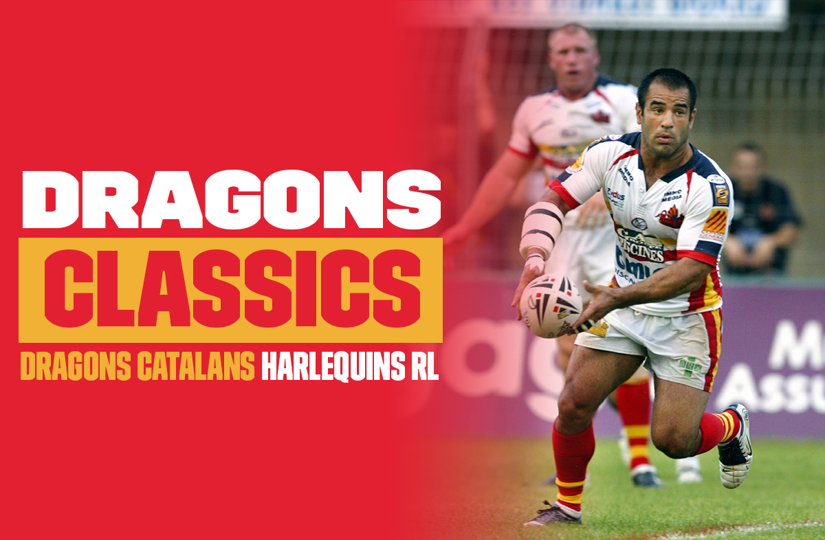 Dragons Classics | Dragons Harlequins 2006