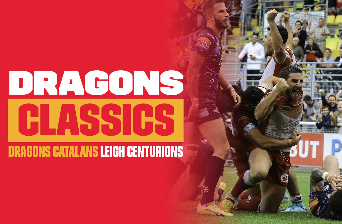 Dragons Classics | Dragons Leigh 2017