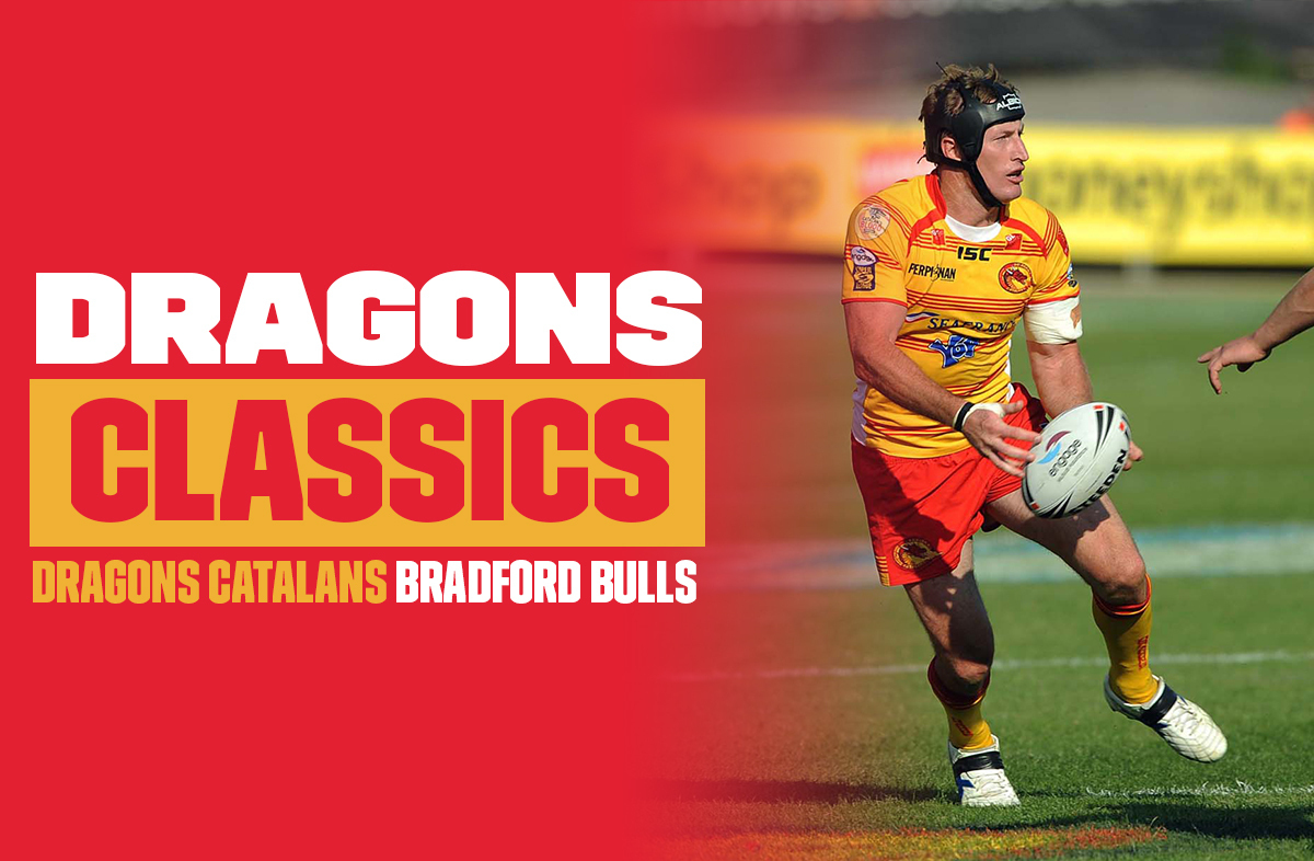 Dragons Classics | Dragons Bradford 2011