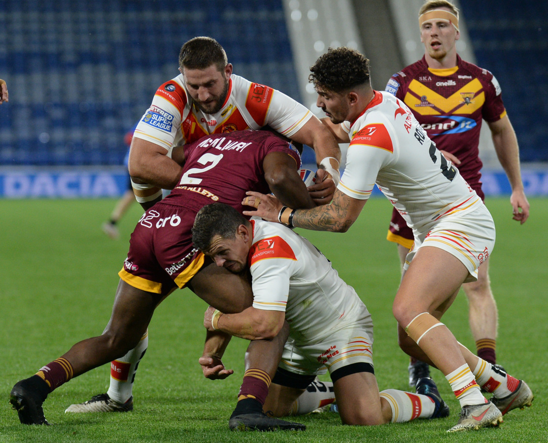 Catalans wrap up McGillvary